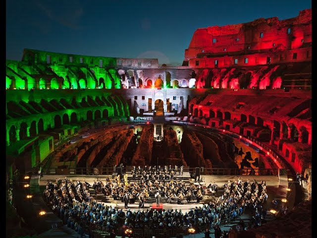 Tod's for Colosseum - The concert - Video 360°