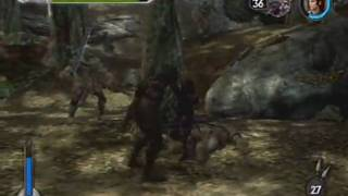 Lord of the Rings: The Two Towers (PS2) Walkthrough - 5 - Amon Hen [1/2]