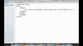 How to link html to css