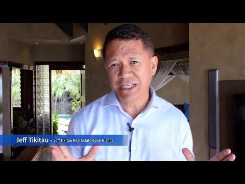 Jeff Tikitau Real Estate Cook Islands - You Tube