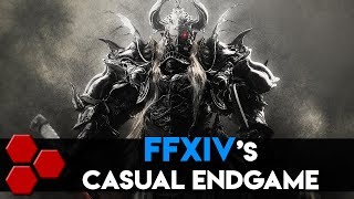 Final Fantasy XIV - The (Casual) Endgame - Part 2 - TheHiveLeader