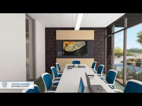 Mayo Medical School Arizona Campus Walk Through YouTube Inspiration Interior Design Schools Arizona