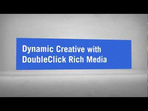 Dynamic Creative with DoubleClick Rich Media