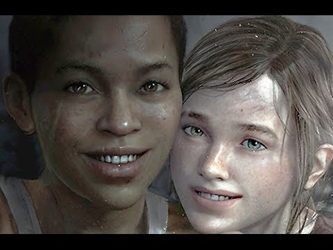 The Last of Us: Left Behind DLC All Cutscenes Story Movie
