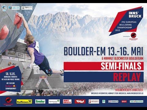 IFSC European Bouldering Championships