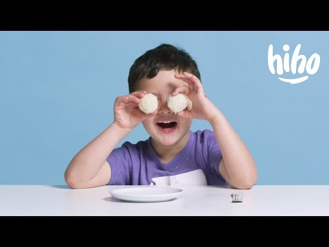American Kids Try Desserts from Around the World | Kids Try | HiHo Kids