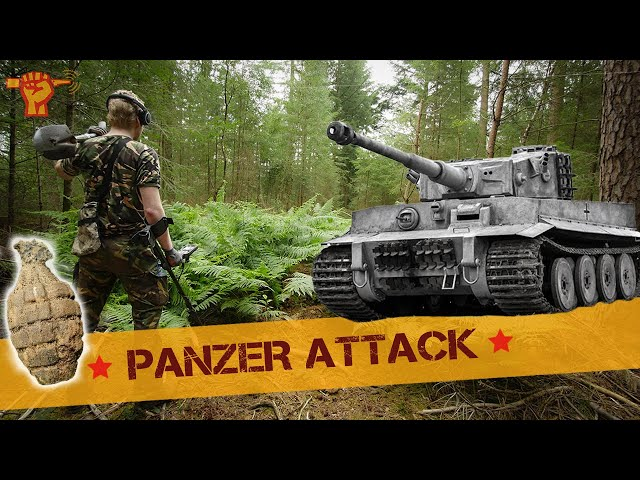 US Army got AMBUSHED in these Ardennes Woods