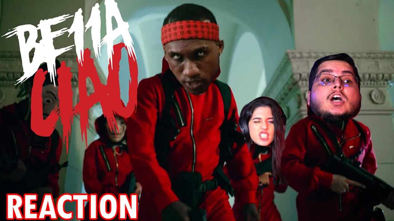 Download Hopsin - BE11A CIAO   Official Music Video Reaction   Siblings React