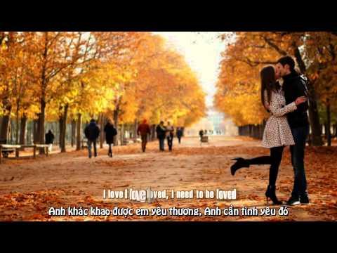 Love To  Loved  You  Marc Terenzi Lyrcis Kara + Vietsub HD
