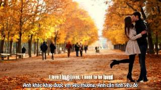 Love To By Loved By You -- Marc Terenzi --Lyrcis [Kara + Vietsub HD]