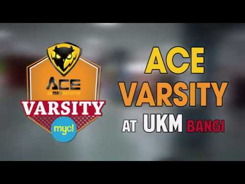 ACE Varsity Brings the FUN & EXCITEMENT to UKM, Bangi!