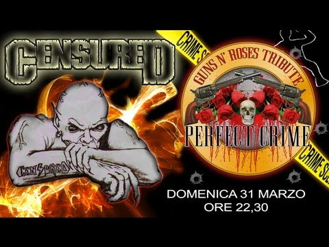 Old Fashion Pub - Censured Metal Band Live 31-03-13