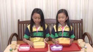 Cara Membuat Lilin Mainan Playdough | Bahasa | Aman dan tidak beracun