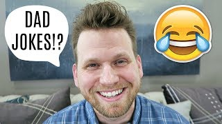 FUNNY DAD JOKES (TRY NOT TO LAUGH!) | JEFF WEISS
