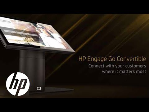 Connect With Your Customers Where It Matters Most | HP Engage Go | HP