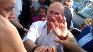 Путин в Крыму в Бахчисарае в Ханском Дворце