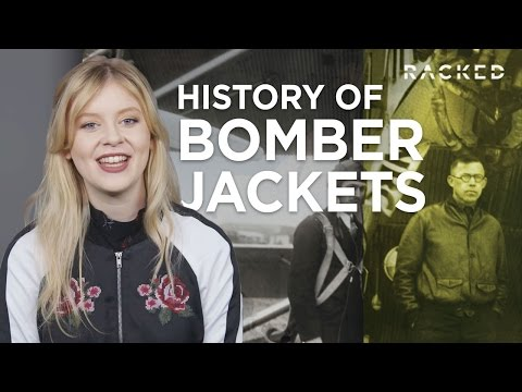 History of Bomber Jackets: Why They're Trending   Racked
