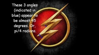 The Flash Logo Tutorial - Draw the lightning bolt in 160 seconds