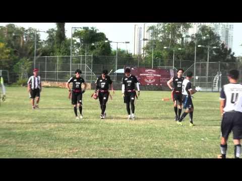 [Grand Final: Japan vs Thailand] IFAF Asia Flag Football Championship 2015