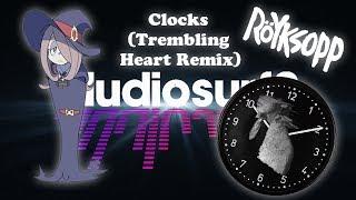 [Audiosurf 2 60fps] Coldplay - Clocks (Röyksopp Trembling Heart Remix)