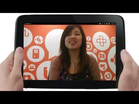 Ubuntu 13.10 PC - Phone - Tablet - TV Promo