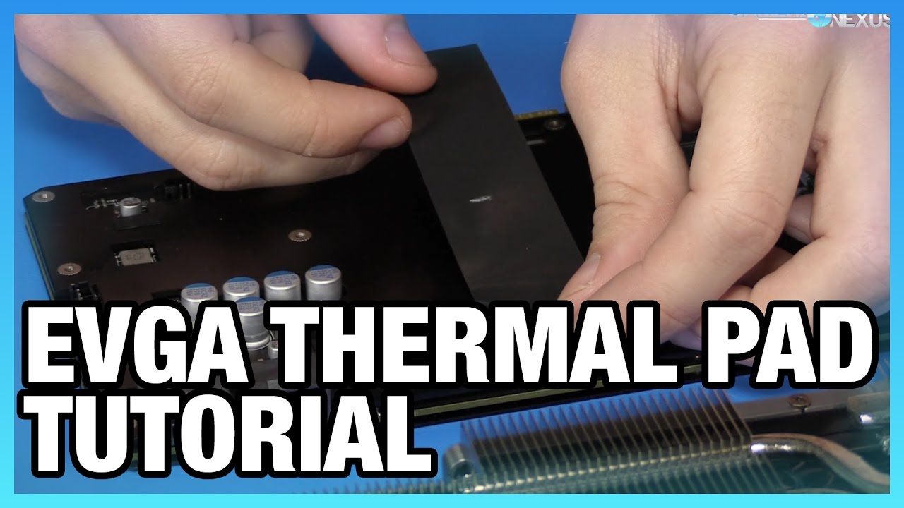 EVGA's Heat Solution & Thermal Imaging Tests of New EVGA