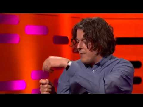 The Graham Norton Show S10x14 Liam Neeson, Alan Davies, Patrick Stewart, Ed Sheeran Part 1