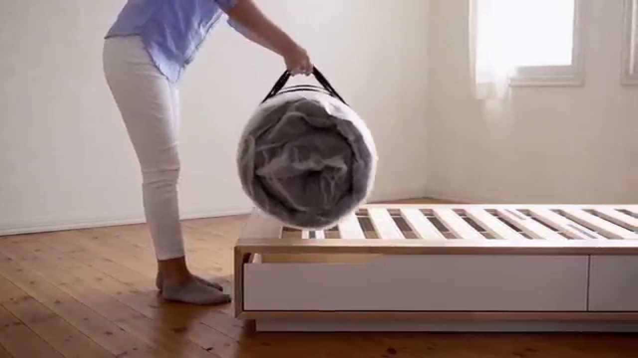How Roll Packed Mattresses Work