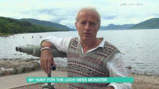 My Hunt For The Loch Ness Monster | This Morning
