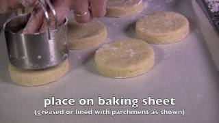 Almond Shortcake Biscuit Recipe