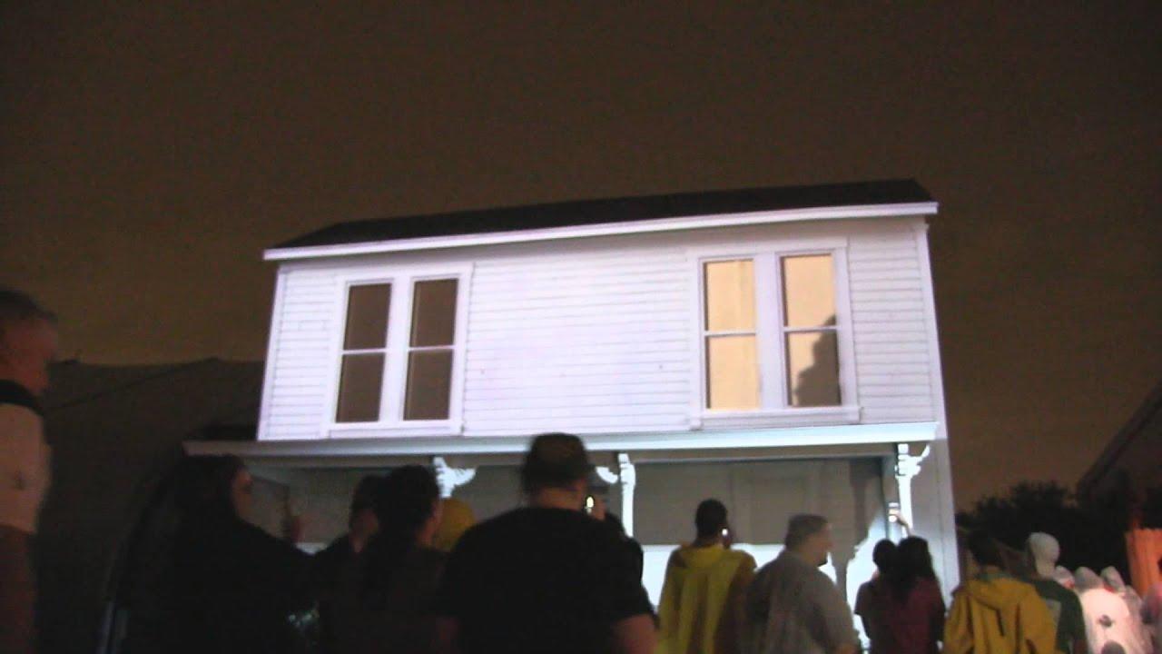 Halloween Michael Myers Front Facade Video