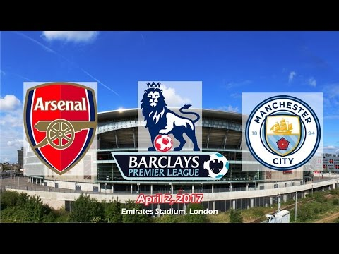 Download Arsenal vs Manchester City All Goals & Highlights 02/04/2017 | Premier League 2017 } PES