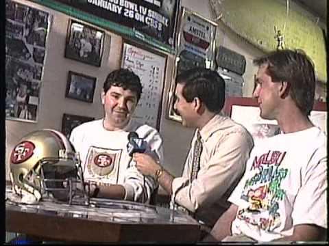 Frank Interviews 1991 - 1992 Malibu Grill Authentic Impressions