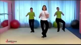 КАК ПОХУДЕТЬ Худеем танцуя Латина Аэробика
