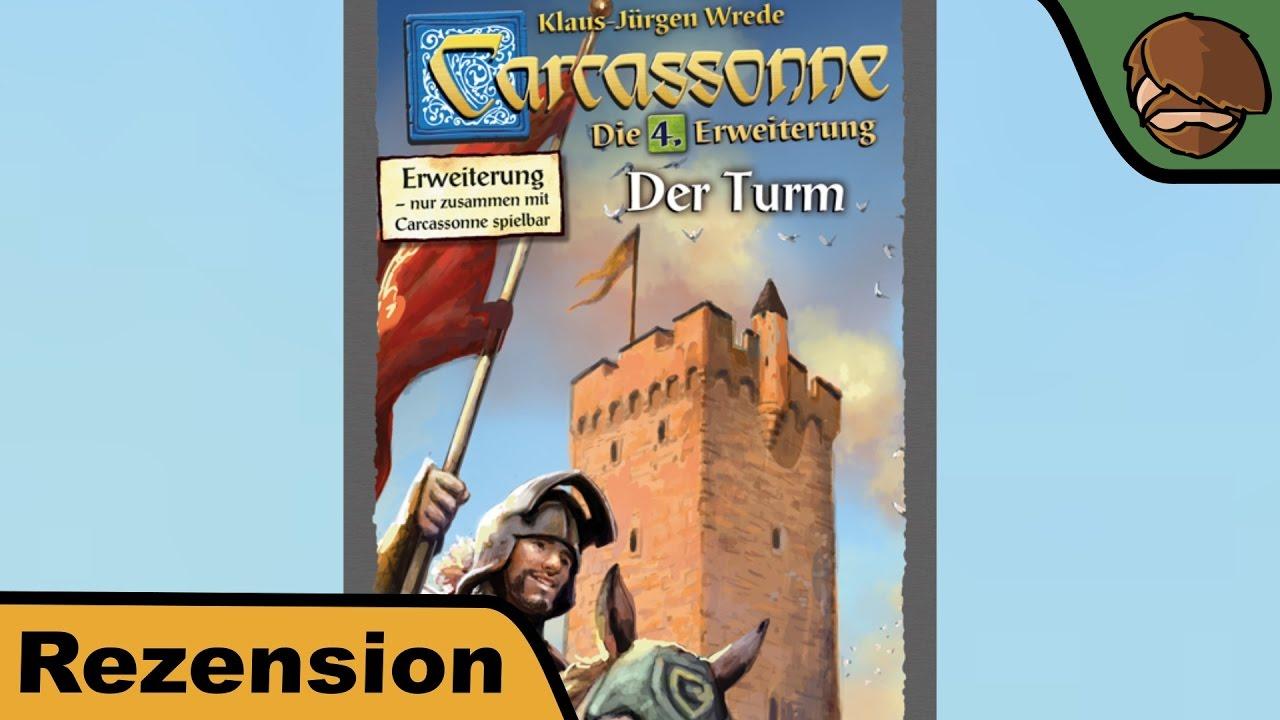 Carcassonne Erweiterung