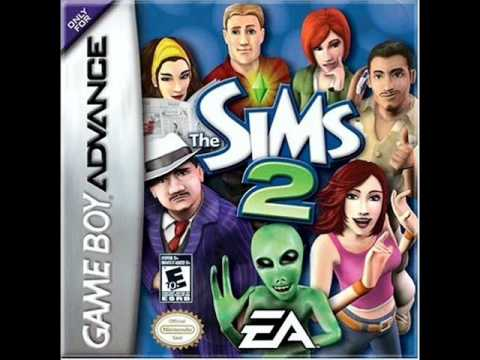 The Sims 2 GBA Music