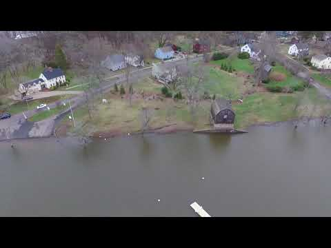 Wethersfield Cove Flood 2018