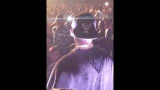 R. Kelly Perfoming Contagious and I Believe I can fly acapella @ Foxwoods Casino 7/19/15