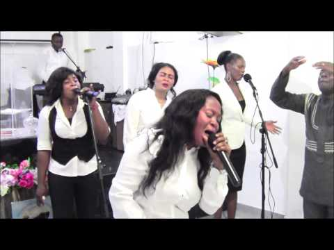 WORSHIP SONGS LEAD BY GLORIA WORSHIP (21.08.2016)