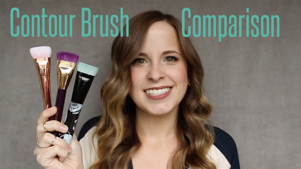 real techniques bold metals contour brush. contour brush comparsion (real techniques bold metals \u0026 sonia kashuk) | heather pickles - youtube real