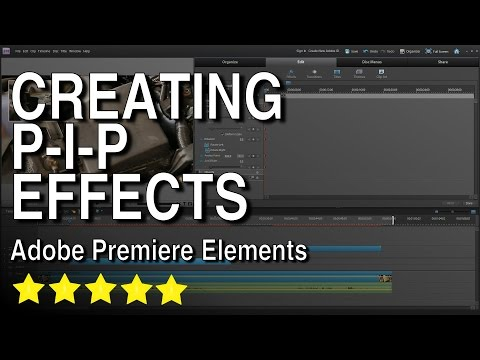 how to add effects to a video in premier