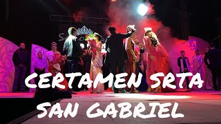 San Gabriel Jalisco Fiestas 2020 Certamen Señorita San Gabriel