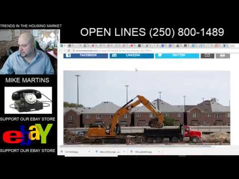 Trends in The Housing Market -  OPEN LINES WITH PRANK CALLS