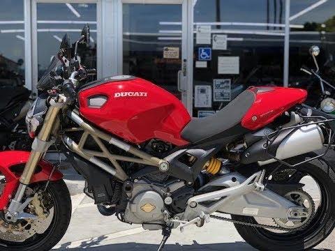 Ducati Monster 696 Anniversary... super clean & super rare bike in the Bay Area