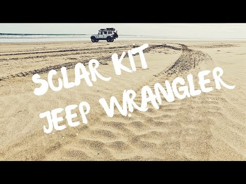 SOLAR KITCHEN // JEEP WRANGLER