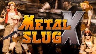 METAL SLUG X :