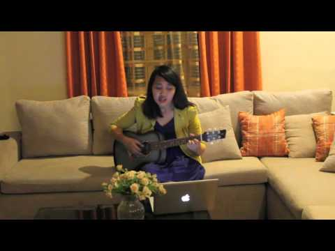 Completely by Ana Laura (Facing the Giants OST) - guitar cover by Inday
