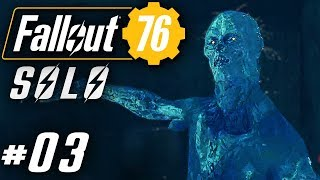 Fallout 76 Deutsch PC Solo Ghule & Erste Quest Fallout Gameplay German #03