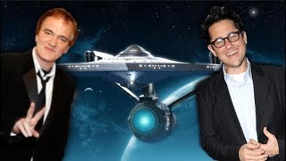 Quentin Tarantino Pitches Star Trek Idea to J.J. Abrams