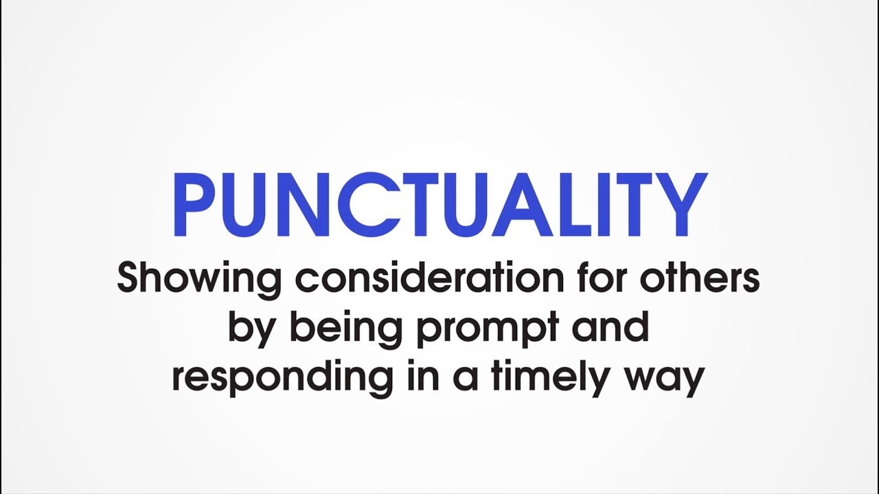 punctuality for students The need for punctuality everyday life: arrives- timeliness plays a significant role in every walk of lifestudent must reach school or college on timeworkers, manager, officer and executive must attend their duties on timetrains, buses, airplane arrive and depart at the right time.
